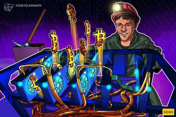 2021 09 22 17 26 39 Bitcoin mining difficulty surges 31 since July - سختی استخراج بیت کوین از ماه ژوئیه 31 درصد افزایش یافته است