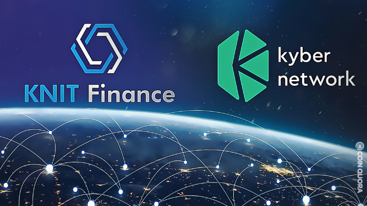 Knit Finance and Kyber Network - همکاری Knit Finance و Kyber Network برای راه حل های نقدینگی