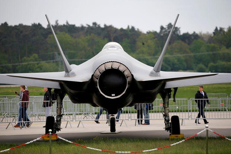 LYNXMPEH8C10F L - پنتاگون قراردادی 6/6 میلیارد دلاری برای جنگنده های F-35 با Lockheed Martin به امضا رساند