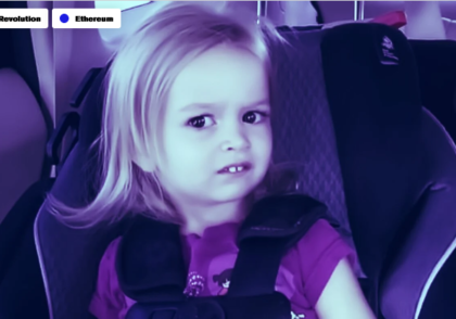 Screenshot 2021 09 26 at 19 34 57 Side Eyeing Chloe NFT Sells for 75K to 3F Music Decrypt 420x294 - آموزش ارز دیجیتال
