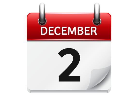 december 2 - رویدادهای کریپتو و بلاک چین 11 آذر(2 دسامبر)