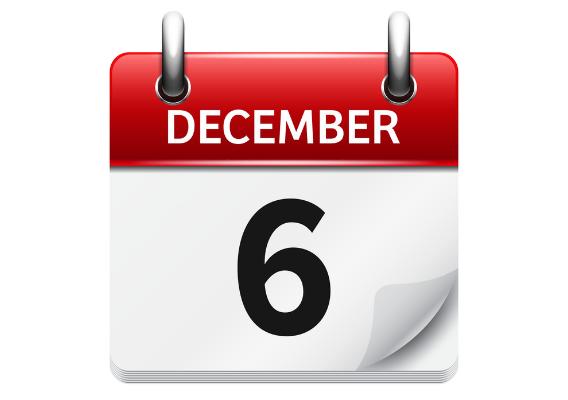 december 6 - رویدادهای کریپتو و بلاک چین 15 آذر(6 دسامبر)