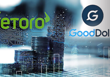 eToro Invests 1 Million to Expand GoodDollar Universal Basic Income Project 420x294 - آموزش ارز دیجیتال