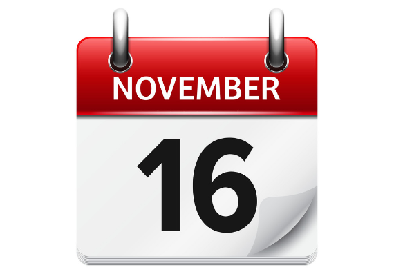 november 16 - رویداد های کریپتو و بلاک چین 25 آبان(16 نوامبر)