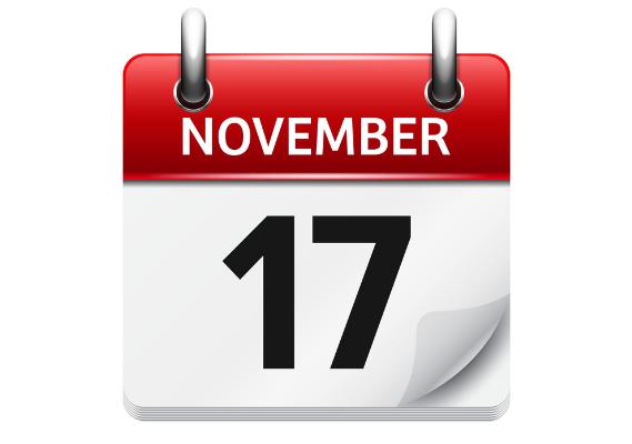 november 17 - رویداد های کریپتو و بلاک چین 26 آبان(17 نوامبر)