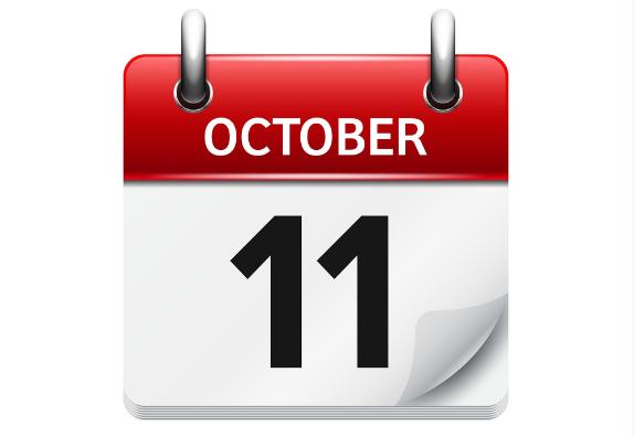 october 11 - رویداد های کریپتو و بلاک چین 19 مهر(11 اکتبر)
