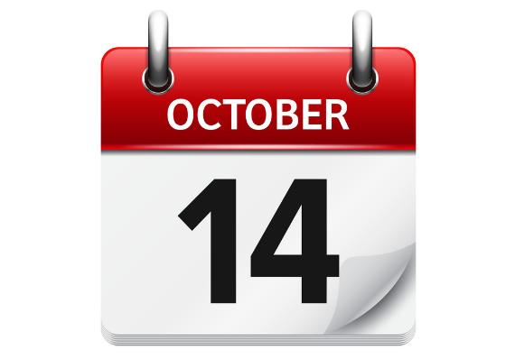 october 14 - رویداد های کریپتو و بلاک چین 22 مهر(14 اکتبر)
