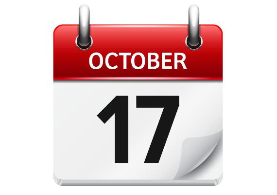 october 17 - رویداد های کریپتو و بلاک چین 25 مهر(17 اکتبر)