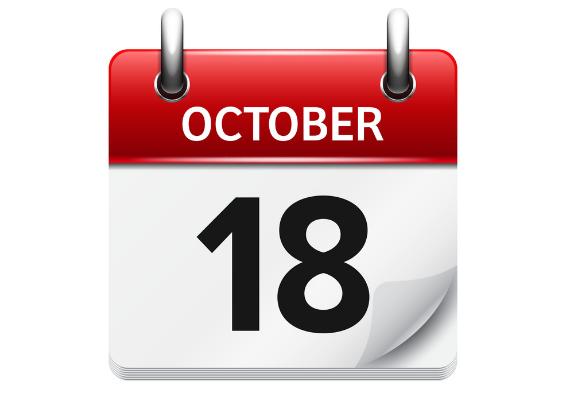 october 18 - رویداد های کریپتو و بلاک چین 26 مهر(18 اکتبر)