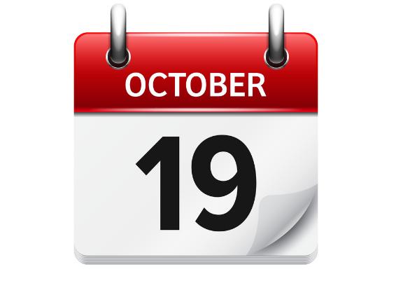 october 19 - رویداد های کریپتو و بلاک چین 27 مهر(19 اکتبر)