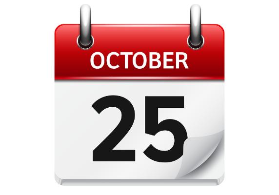 october 25 - رویداد های کریپتو و بلاک چین 3 آبان(25 اکتبر)
