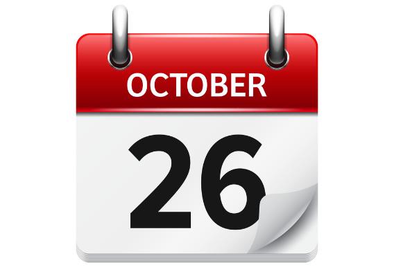 october 26 - رویداد های کریپتو و بلاک چین 4 آبان(26 اکتبر)