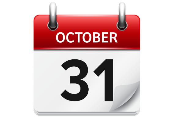 october 31 - رویداد های کریپتو و بلاک چین 9 آبان(31 اکتبر)