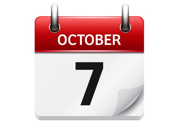 october 7 - رویداد های کریپتو و بلاک چین 15 مهر(7 اکتبر)