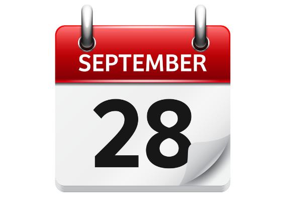september 28 - رویداد های کریپتو و بلاک چین 6 مهر(28سپتامبر)