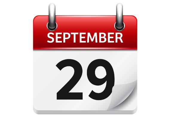 september 29 - رویداد های کریپتو و بلاک چین 7 مهر(29سپتامبر)
