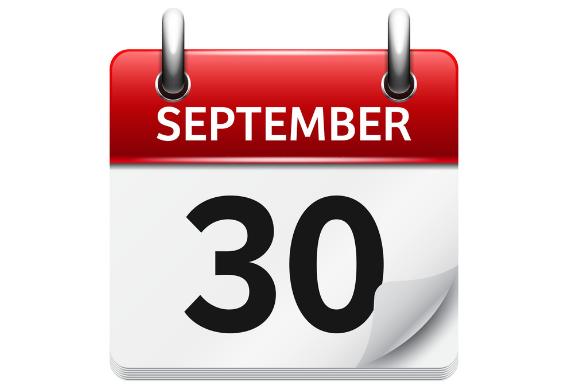 september 30 - رویداد های کریپتو و بلاک چین 8 مهر(30سپتامبر)