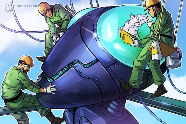 3ddb9ab27a674c35e80fb70f1995e277 - ام دی تی اوراکل بلاک چین را برای تسریع در پذیرش دیفای معرفی می کند