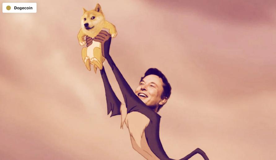 Dogecoin 1 - افزایش قیمت دوج کوین بعد از توییت جدید ایلان ماسک