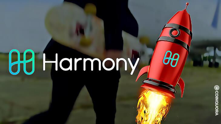 Harmony Hits ATH - ثبت بالاترین قیمت تاریخی Harmony در قیمت 0.31 دلار!