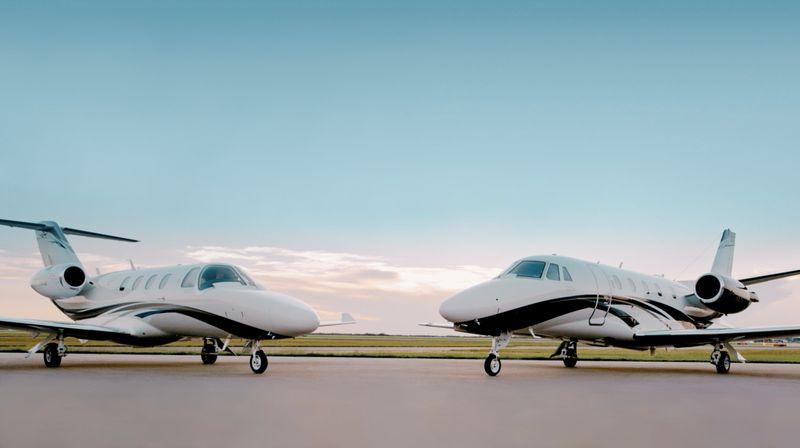 LYNXMPEH9A130 L - تکسترون دو هواپیمای Cessna را در صورت بازگشت تقاضای شرکت به بازار عرضه می کند