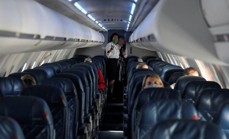 LYNXMPEH9L03U L - شرکت هواپیمایی اسکای وست 700 پرواز آمریکایی را به دلیل مشکلات فنی لغو کرد
