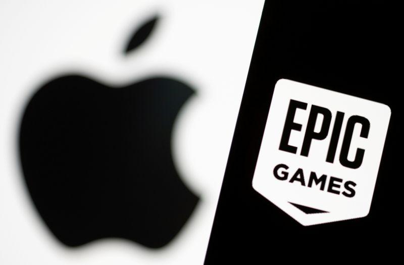 LYNXMPEH9M011 L - اپیک گیمز با تلاش اپل برای توقف دستورات آزمایشی ضد انحصار مخالف است