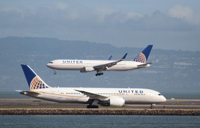 LYNXNPEC9H0RJ L - افزایش پروازهای United Airlines در سه ماهه سوم سال، با داغ شدن فعالیت های مسافرتی