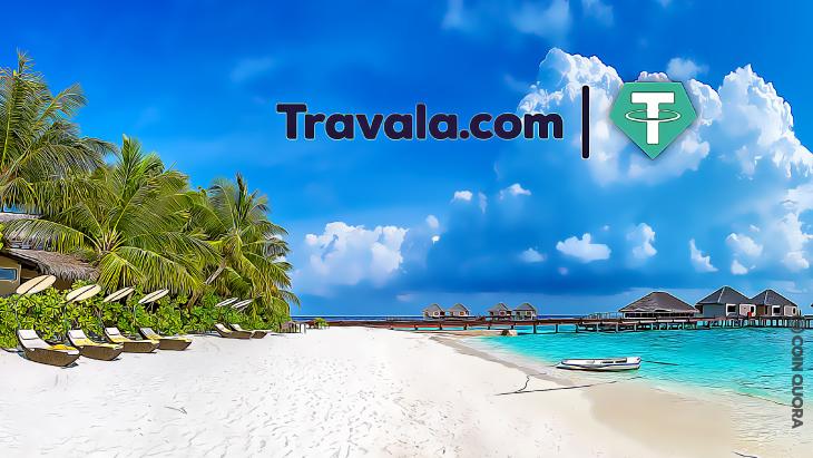 Travala now accepts Tether - کاربران تتر میتوانند در پلتفرم Travala.com با رمزارزهای خود تور مسافرتی رزرو کنند