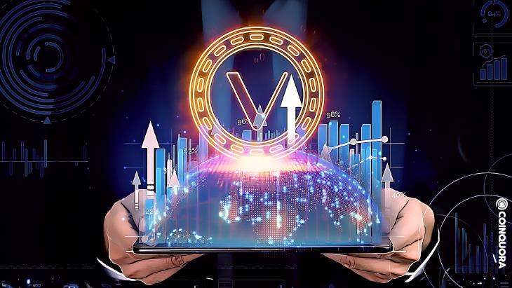VeChain Soon To Explode - رمزارز VeChain به زودی قله های جدیدی ثبت می کند