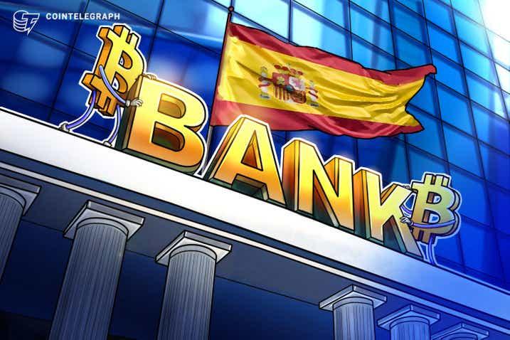 aaa - بانک اسپانیا دستورالعمل های ثبت نام برای خدمات رمزارزی را صادر می کند