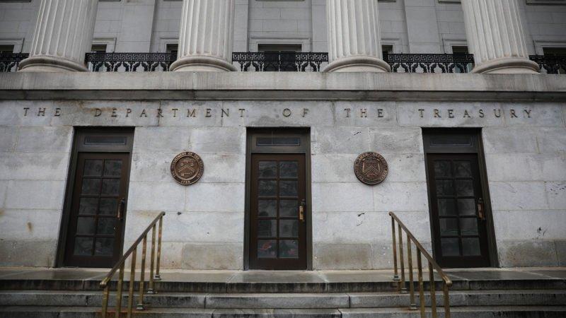 department of treasury 3 getty 800x450 1 - وزارت خزانه داری آمریکا دستورالعمل جدید تحریم ها برای رمزارزها را منتشر کرد