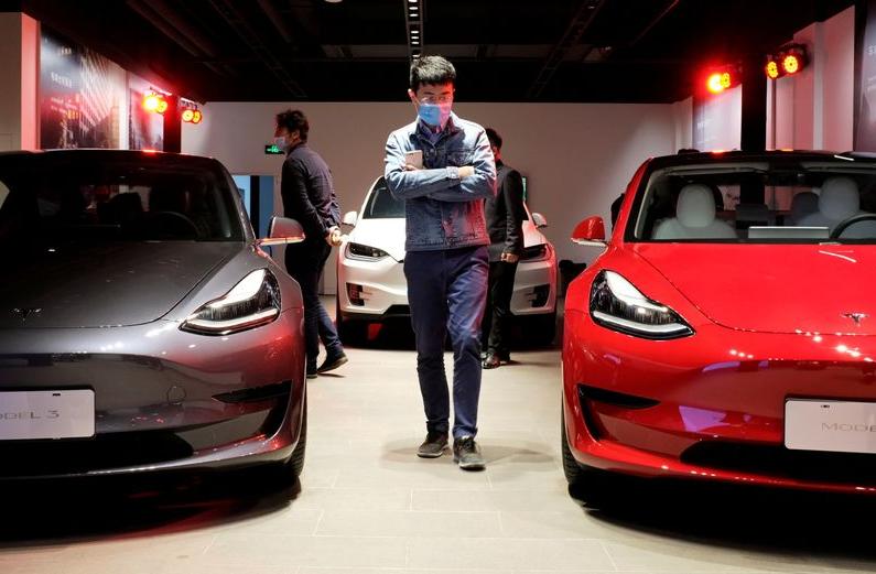 tesla china - تسلا در ماه سپتامبر، 56,006 دستگاه خودروی ساخت چین را به فروش رساند